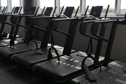 Treadmill Boot Camp